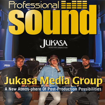 Jukasa Media Group Presents its New Dolby Atmos Mix Theatre Featured Image